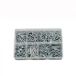 Self Tapping Screws, Assorted Box