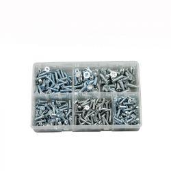 Body Screws, Assorted Box