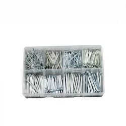 Split Cotter Pins, Assorted Box