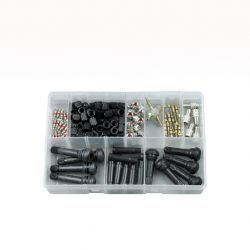 Tyre Valves, Cores & Accessories, Assorted Box
