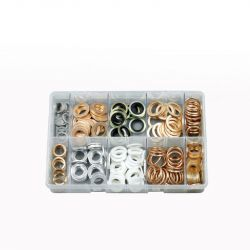 Sump Plug Washers, Assorted Box
