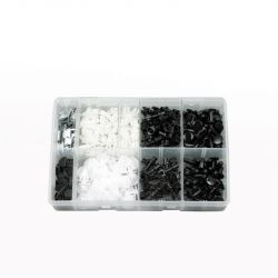 Body Clips & Trim Fixings, Assorted Box