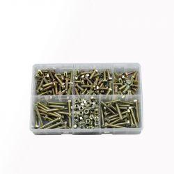 M6 Fasteners, Assorted Box