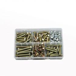 M8 Fasteners, Assorted Box