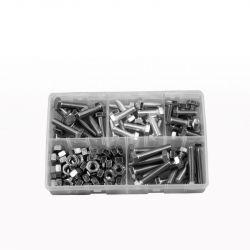 M10 Fasteners, Assorted Box