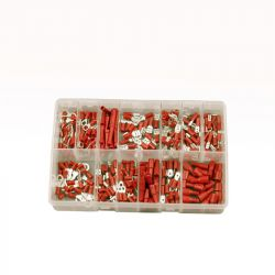 Insulated Terminals, Assorted Box