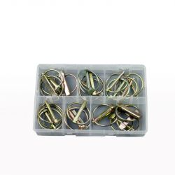 Linch Pins, Assorted Pack