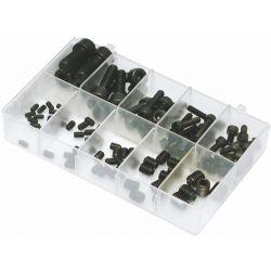 Socket Setscrews (Grub) & Socket Capscrews, Assorted Box