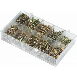 Machine Screws & Nuts, Assorted Box