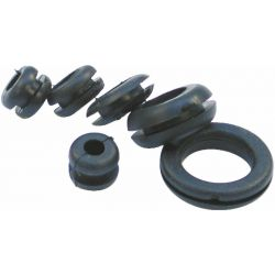 Wiring Grommets, Assorted Pack