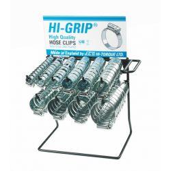 HI-GRIP Hose Clip Dispenser, Assorted Pack