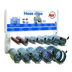ACE® Hose Clip Dispenser Rack