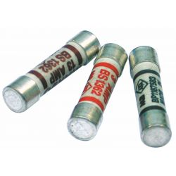Domestic Plug Mains Fuses, Assorted Pack