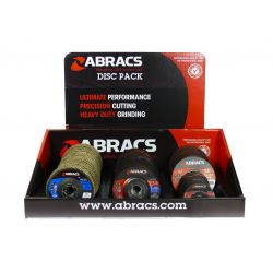 Abrasive Counter Display Pack