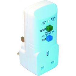 RCD Mains Safety Adapter