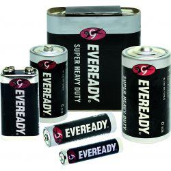 Super Zinc Carbon Batteries
