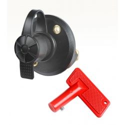 Battery Isolator Switch & Cover