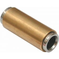 Brass Straight Connectors