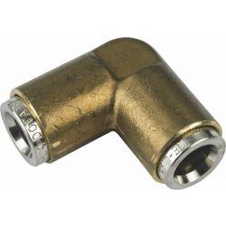 Brass Elbow Connectors