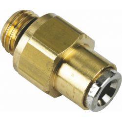 Brass Straight Studs