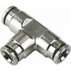 Brass Tee Connectors