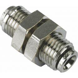 Brass Bulkhead Connectors