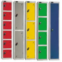 Locker Units, 1 Door