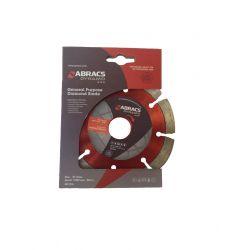 Dual Purpose Diamond Blade Cutting Disc