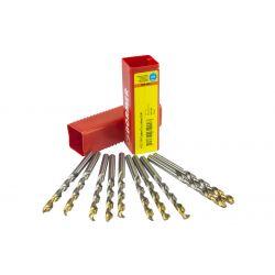 HSS Jobber Drills, Assorted Pack