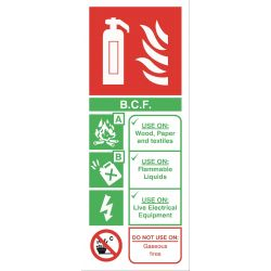 Extinguisher (GREEN)