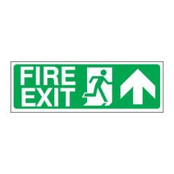 Fire Exit Up Arrow