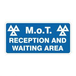 MOT Reception & Waiting Area
