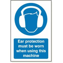 Ear Protection Using Machine