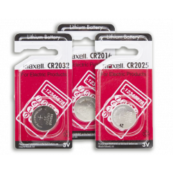 Lithium Coin Batteries 3V
