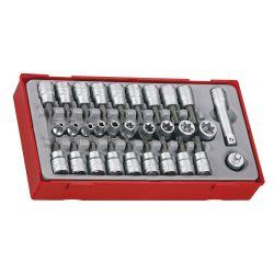 TX/TPX/TXE Socket Set - 3/8