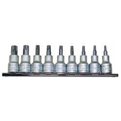 TPX Socket Clip Rail - 3/8