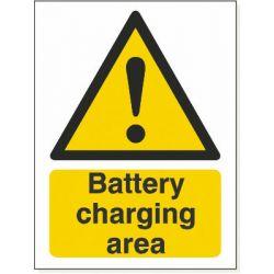 Bat Charging Area