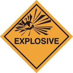 Explosive Sticker